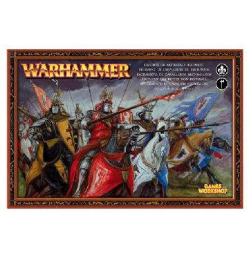 Games Workshop Warhammer Knights Of Bretonnia / Knights Errant / Knights of the Realm 82-06